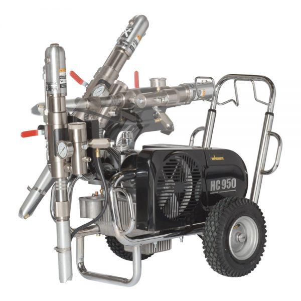 Wagner HeavyCoat 950E Airless Sprayer