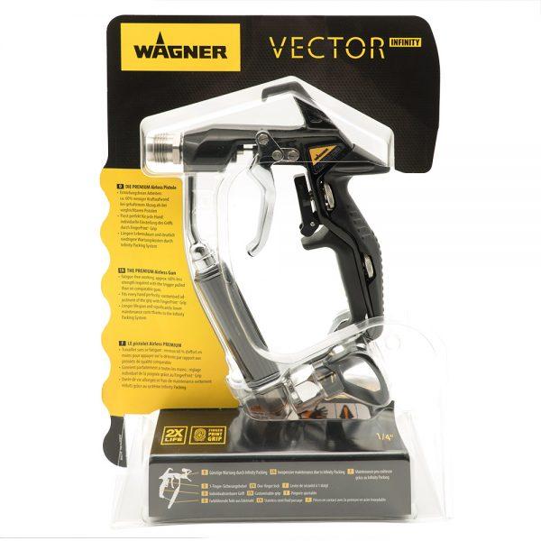 Vector Infinity Airless Gun