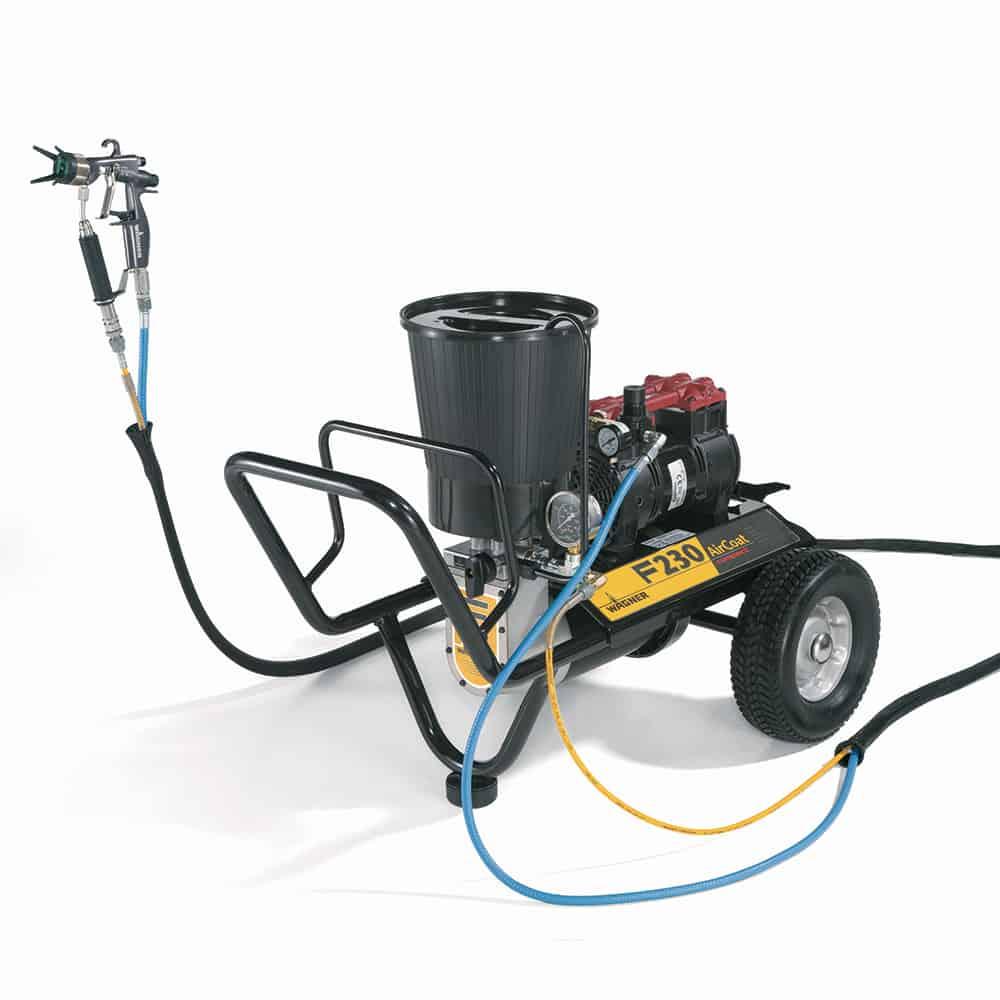 F230 AirCoat Spray Pack