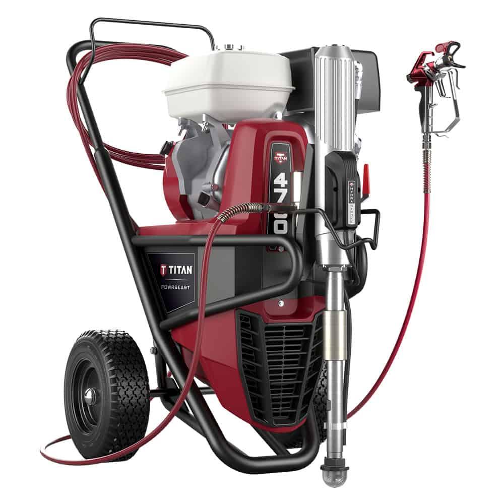 Titan PowrBeast 4700 - Petrol